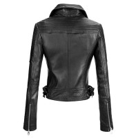 Cropped Length Motorcycle Jackets