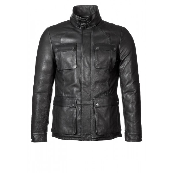 Robson leather Jacket