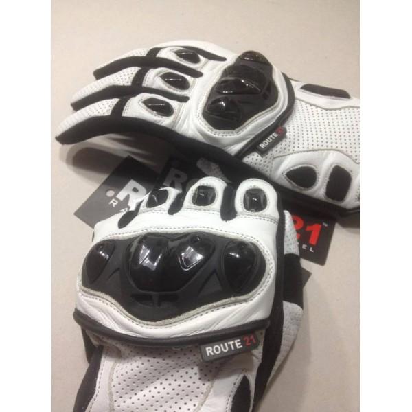 Cobalt Short Gloves
