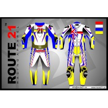 Venom Road racing suit