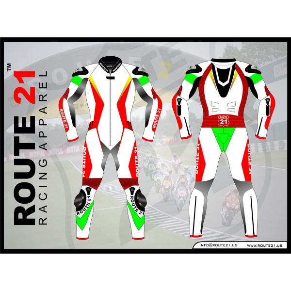 Stealth Rod racing suit